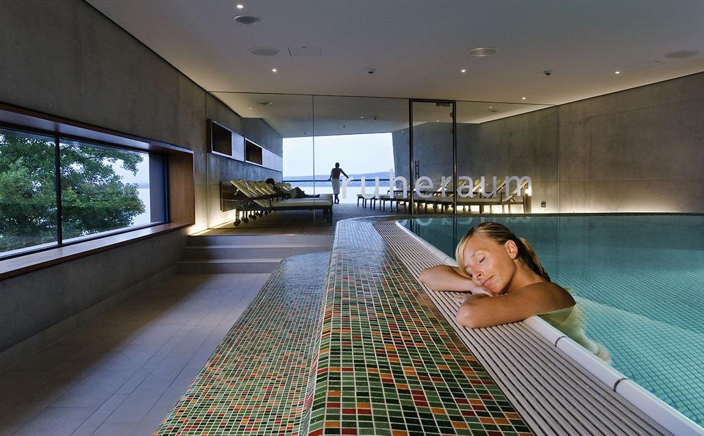 Hotel st elisabeth for Design wellnesshotel nrw